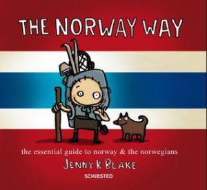 Norwegian translation Kristin Høgsve-Mouton loves J. Blake